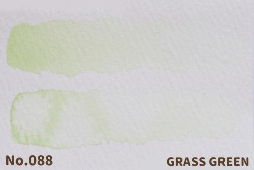 グラスグリーン(裏葉白緑)