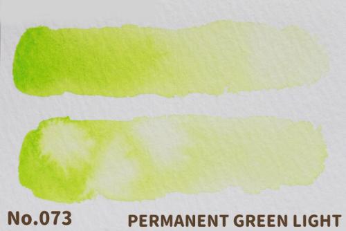 パーマネントグリーンライト(淡口萌黄)