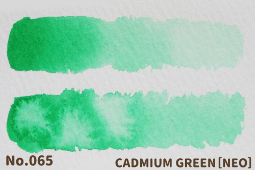 カドミウムグリーン[ネオ](松葉緑青)