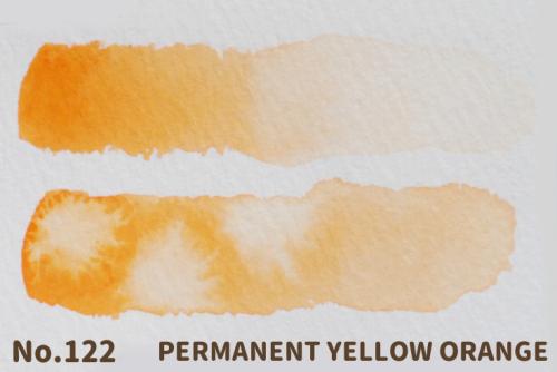 122 パーマネントイエローオレンジ