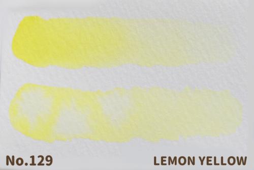 129 レモンイエロー